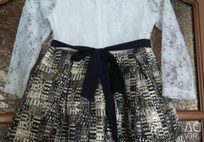 Elegant dress for the lady