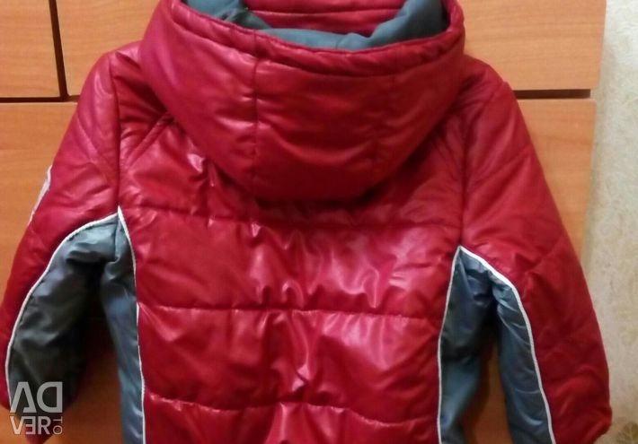 Jacket 2'5-3'5 years