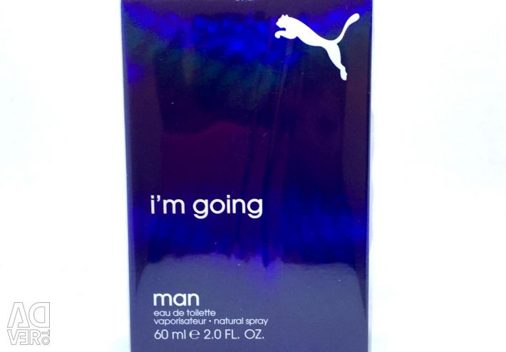 Puma I`m Going Man