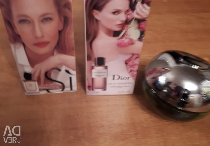 Perfumes new remained dior