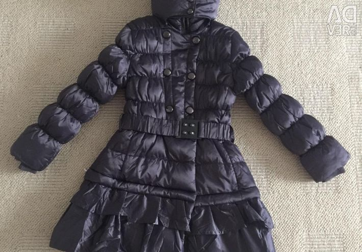 Insulated jacket, new p.116