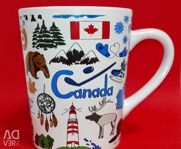 Mug Canada Canada Royal Norfolk 375 ml