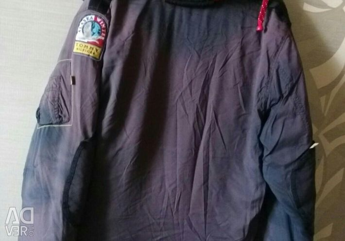 Jachetă jos în jos 90% TOMMY HILFIGER 52-56 / 182-188