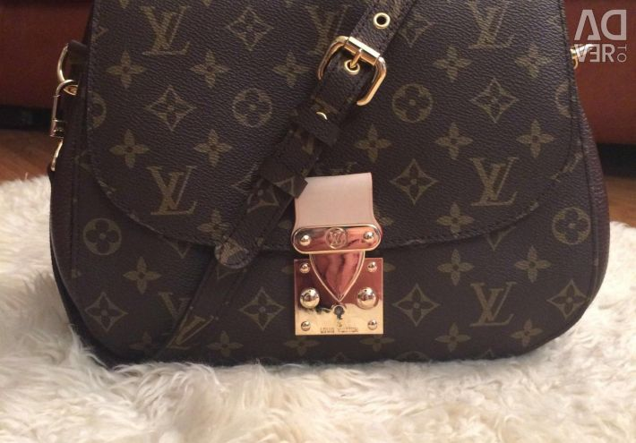 Bag Louis Vuitton Eden MM Monogram Canvas Brown