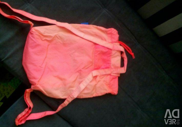 Baggu folding backpack