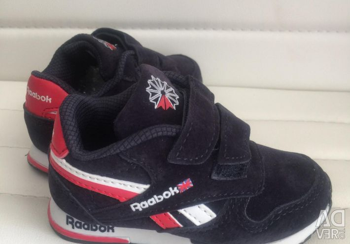 New sneakers sizes 20-26