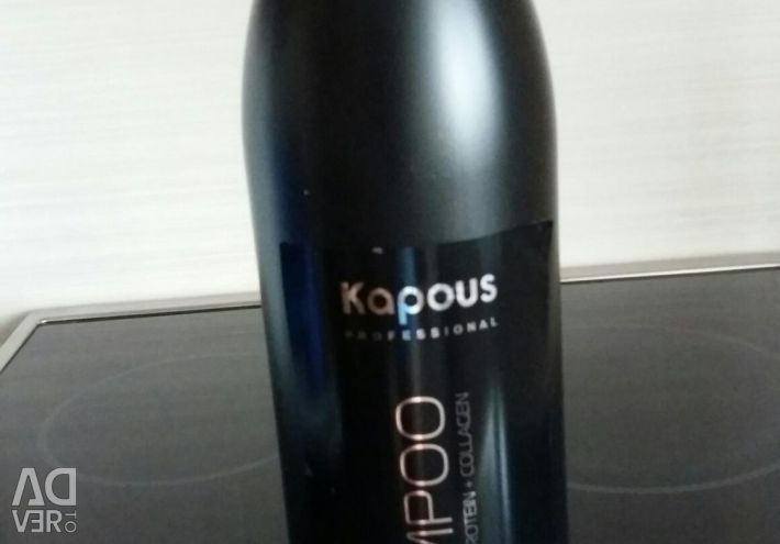 KAPOUS Shampoo for all types