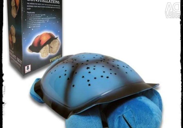Star Turtle, νυχτερινό βιντεοπροβολέα