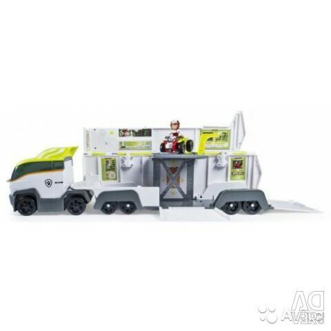 Paw Patrol mașină de transport