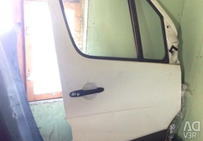 Doors Mercedes Sprinter 2010