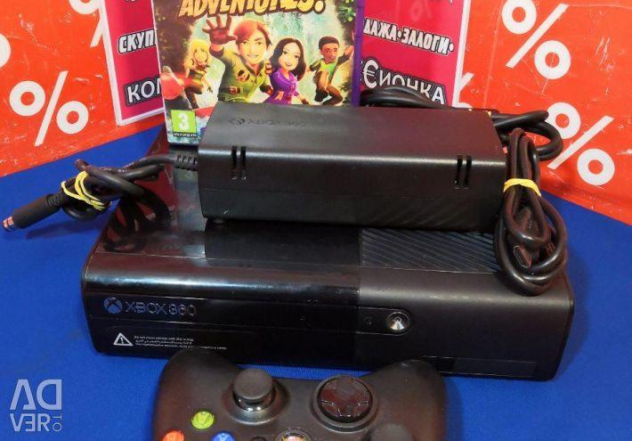 Microsoft Xbox 360 E 500 GB + Kinect