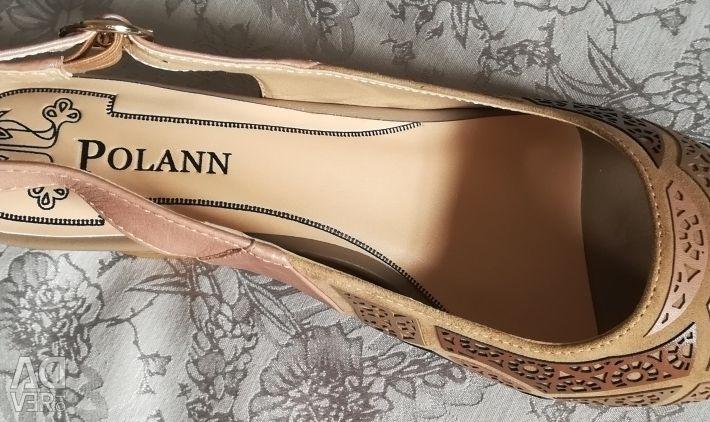 Sandalet ayakkabı yeni Polann, r-38