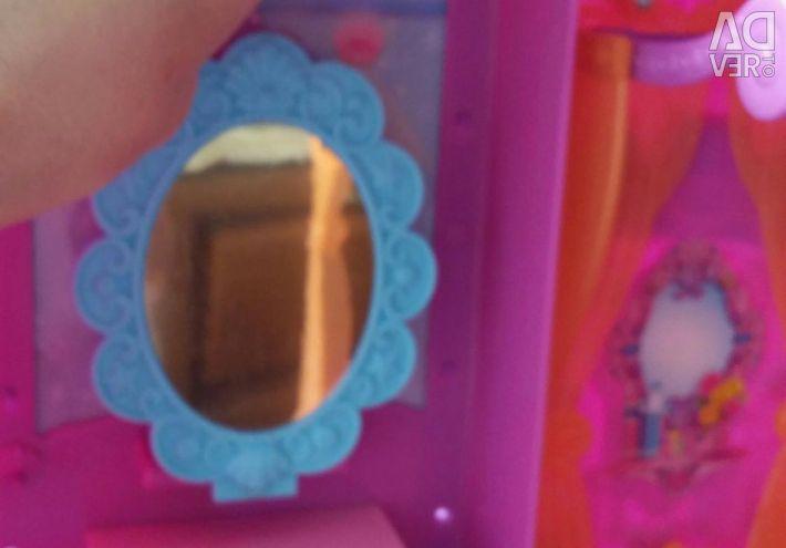 Barbie castle