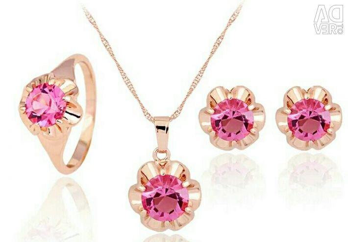Un nou set de bijuterii