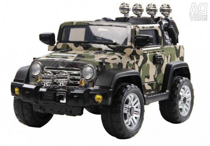 Electric Jeep