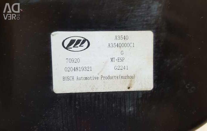 Підсилювач гальм вакуумний Lifan X50