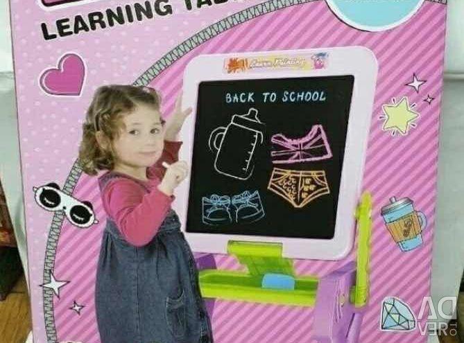 Таблица обучающая