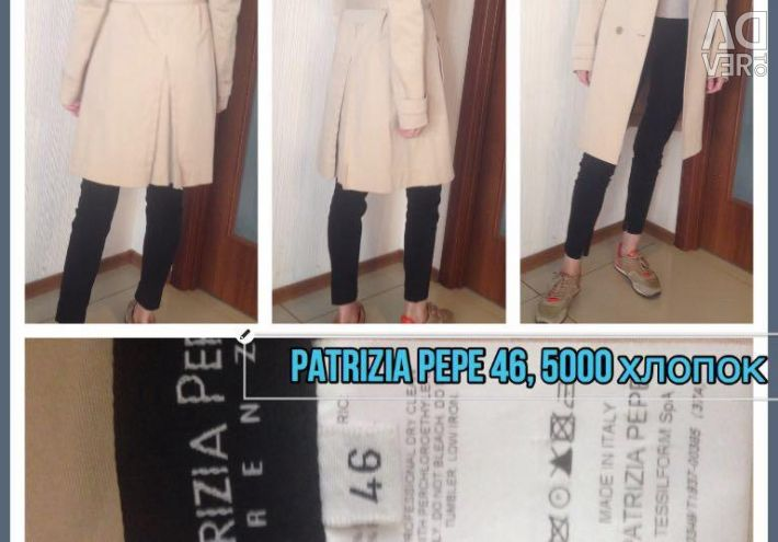Patrizia Pepe Trench