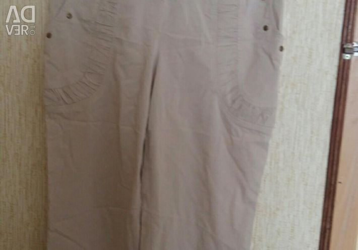 Stretch breeches, summer. 48-50r.