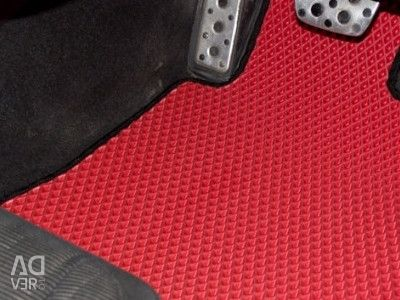 Rugs in the car to order