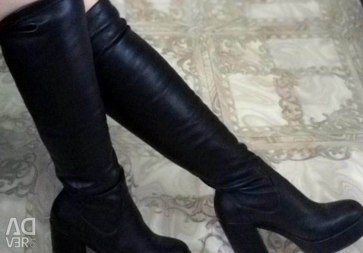 Stocking boots