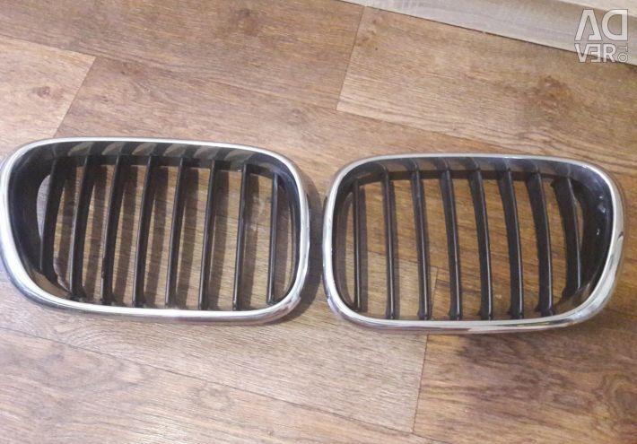 Решетка радиатора BMW X5