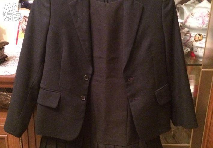 Școala și haina școlii.