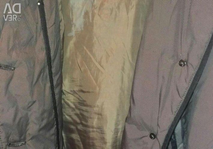 Μπουφάν - ένα παλτό στ. Capine p52 σε ώρες