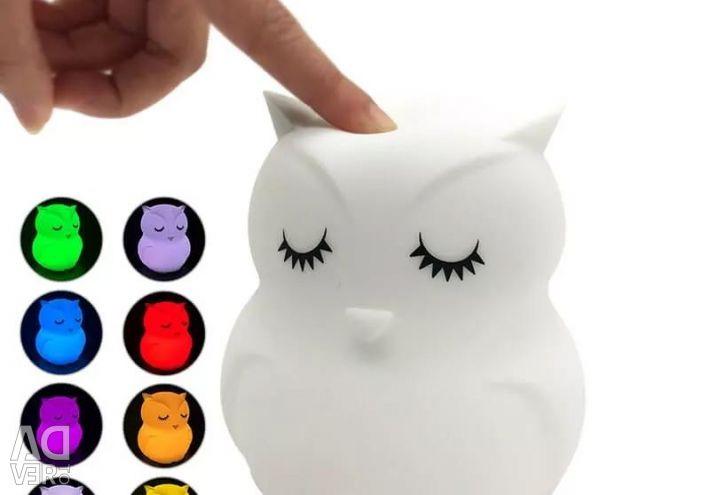 USB Owl Lamp