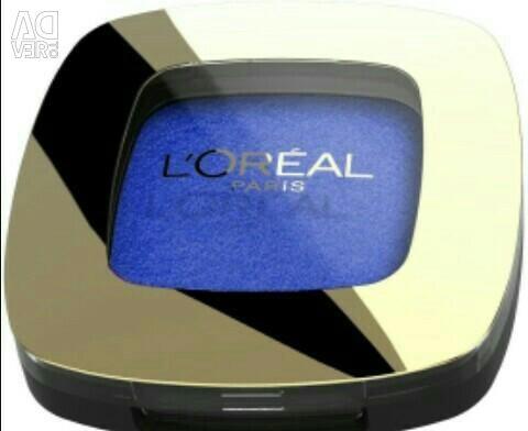Нови тіні loreal