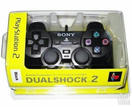 Джойстик PS2 геймпад новый