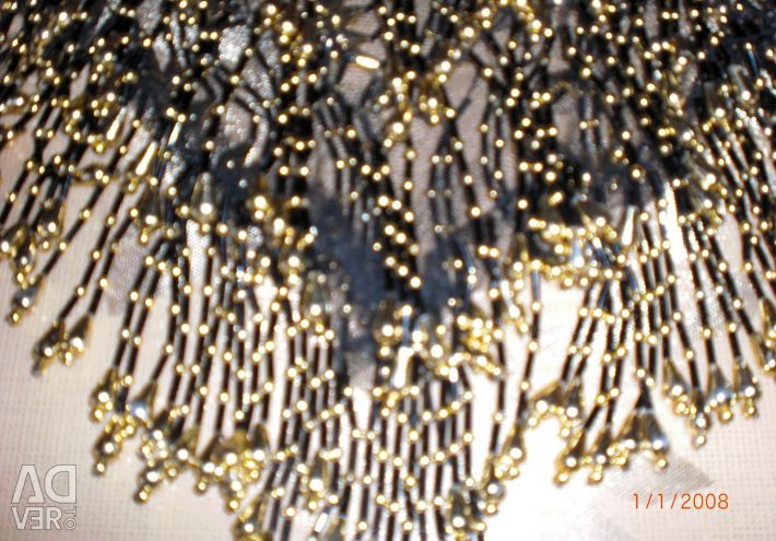 Collar of beads