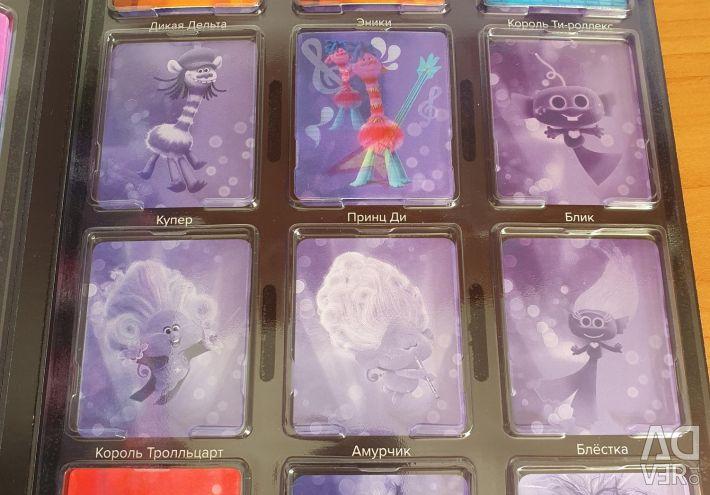 Κάρτες Trolls