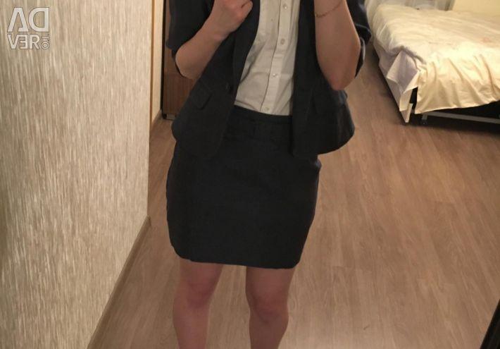 Μπουφάν + Φούστα