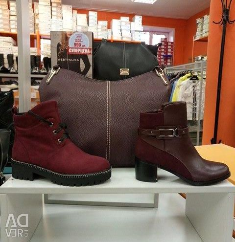 Textile shoes