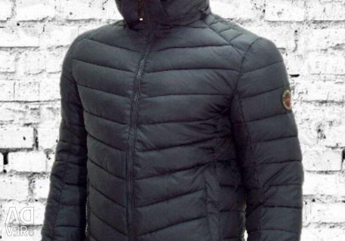 Talifeck dk.blue down jacket