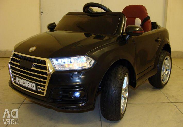 Children's electric car Audi Q7 O009OO Bluetooth