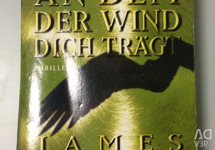 Book: J. Patterson. Der tag, an dem der wind. Exchange