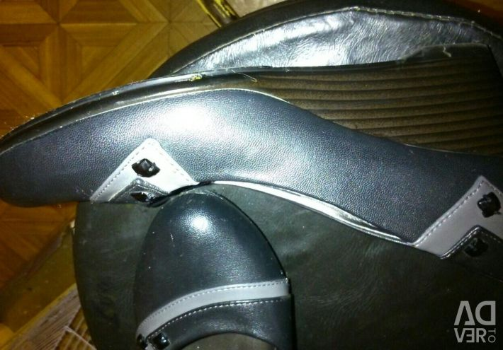 Used shoes 38