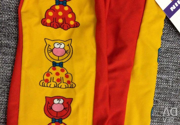 Costum de baie nou pe copil