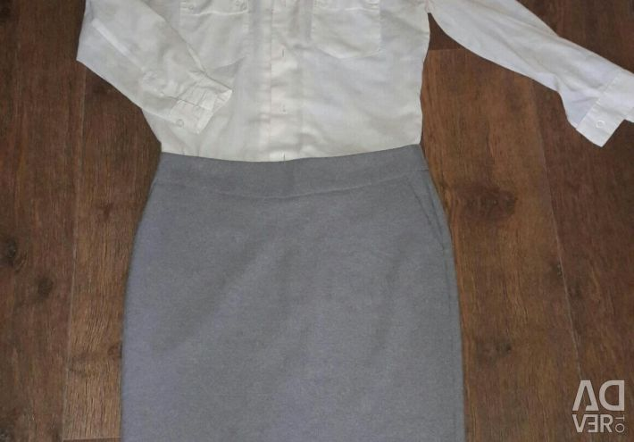 OGGI Ю pencil skirt