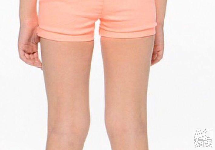 Denim shorts ?