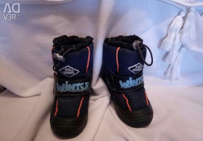 Χειμώνα μπότες μπότες