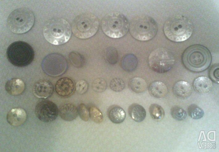 Buttons metal.SSSR.