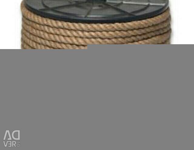 Jute rope 6mm