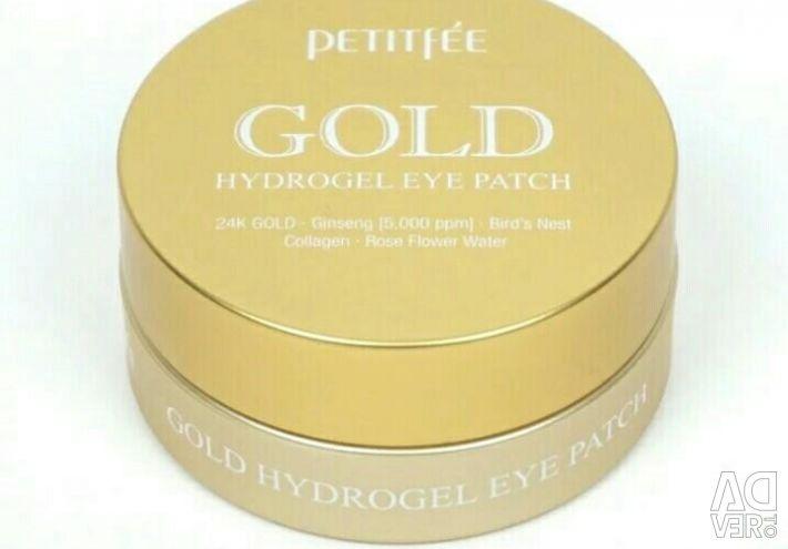 Patchuri KOREA Petitfee aur hidrogel pentru ochi