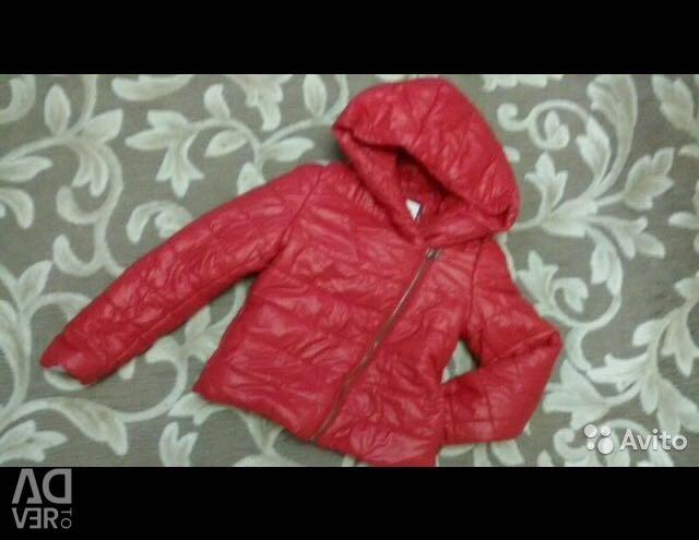 Jacket demi-season Gulliver 128р-р