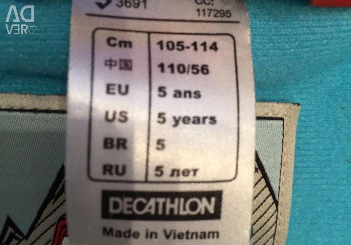 Demi-sezon Decalton ile tulum. 5 yıl.