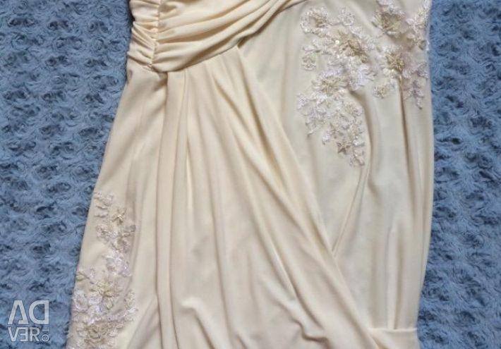 Κοκτέιλ φόρεμα (σαμπάνια)
