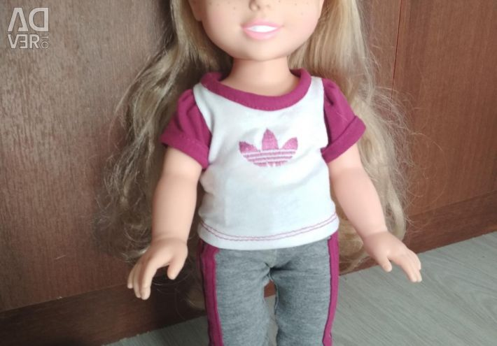 Adidas tracksuit for doll